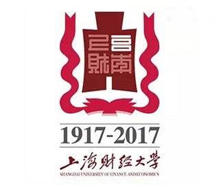 上海财经大学百年校庆标志logo设计