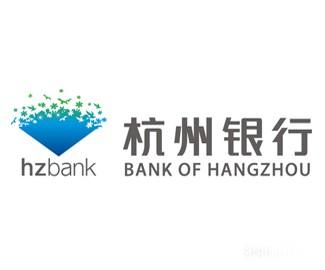 杭州银行标志设计欣赏