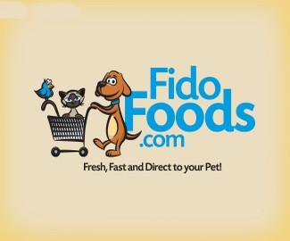 北京宠物食品在线商店标志