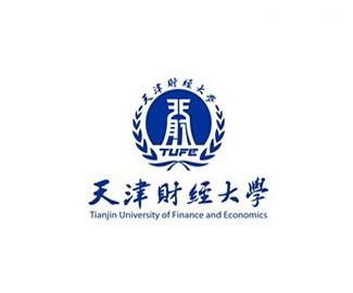 天津财金大学标志
