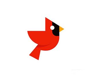 鸟标志cardinal